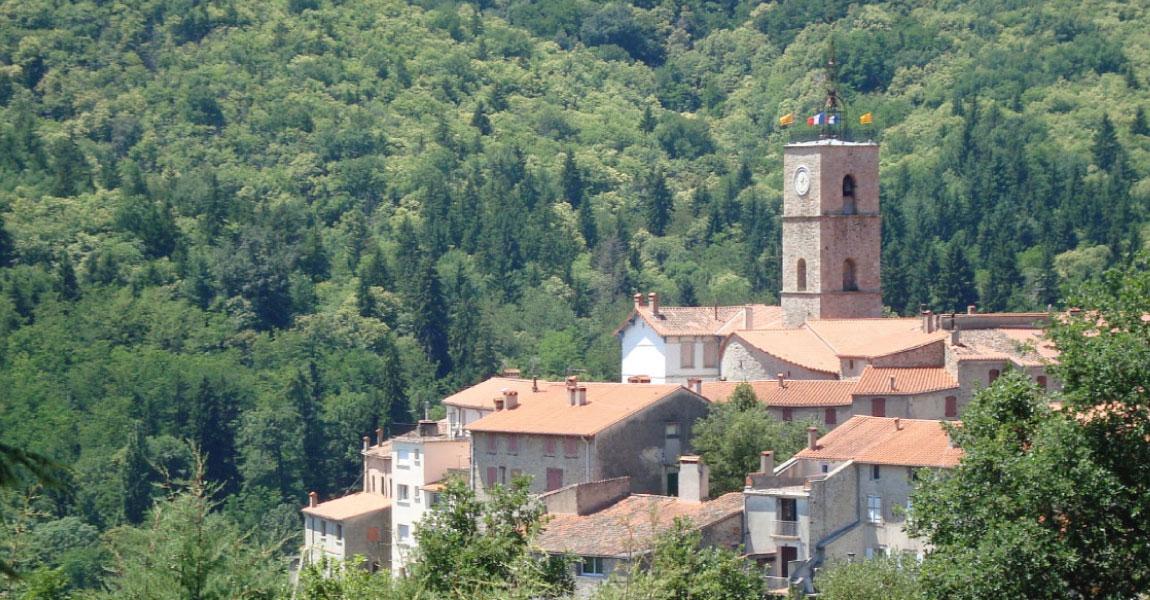 tourisme église saint laurent de cerdans