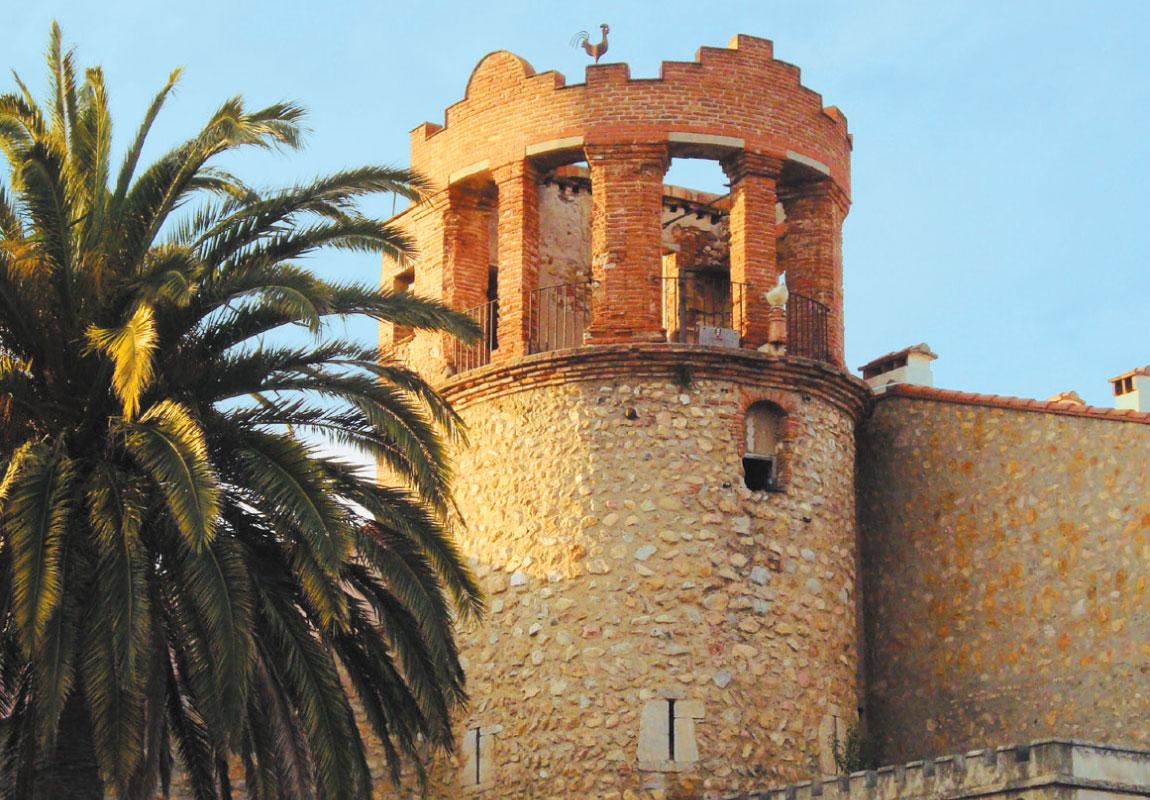 tourisme escalade balade arriere pays aspres thuir capitale byrrh cave