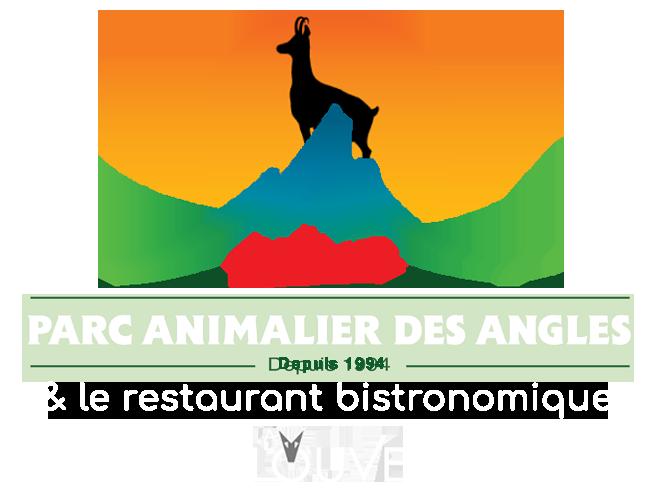 Logo du Parc Animalier des Angles