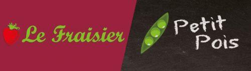 logo fraisier petit pois plaine cabestany toulouges canohes pyrenees roussillon orientale occitanie